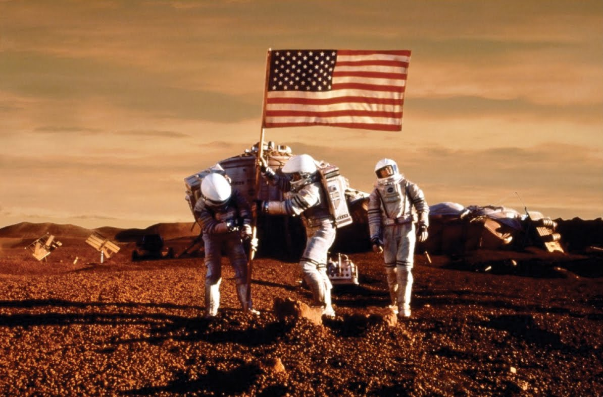 putting a man on mars Buzz aldrin, the second man on the moon, once said, mars is there, waiting to be reached if elon musk has his way, he'll be the one to reach it, even if it's likely to be a difficult and dangerous journey that good result in the loss of human life.