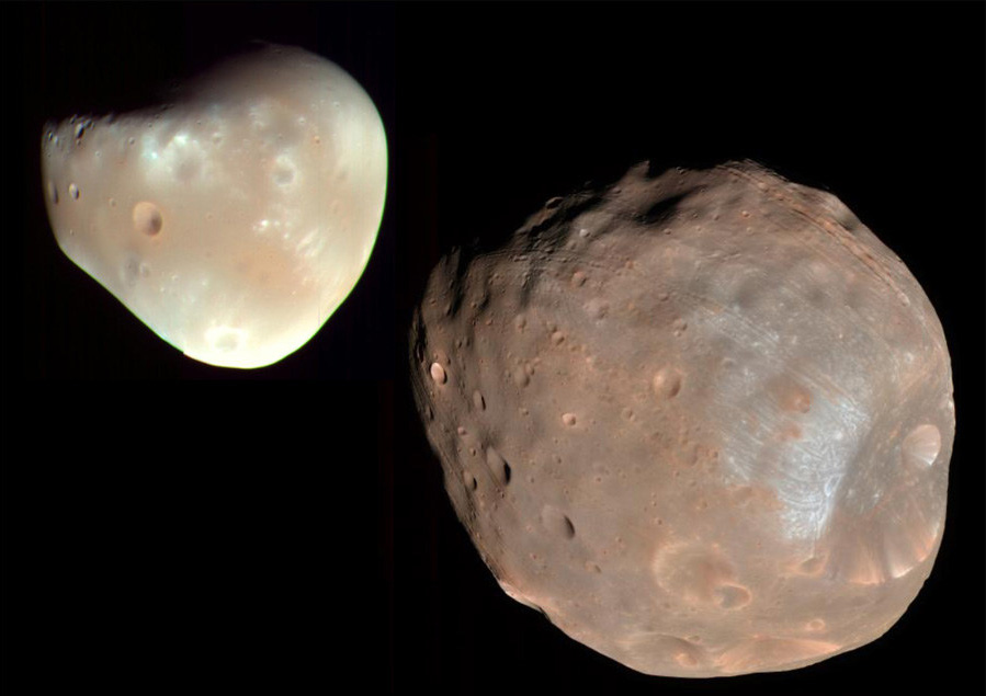 from mars moons phobos and deimos - photo #13